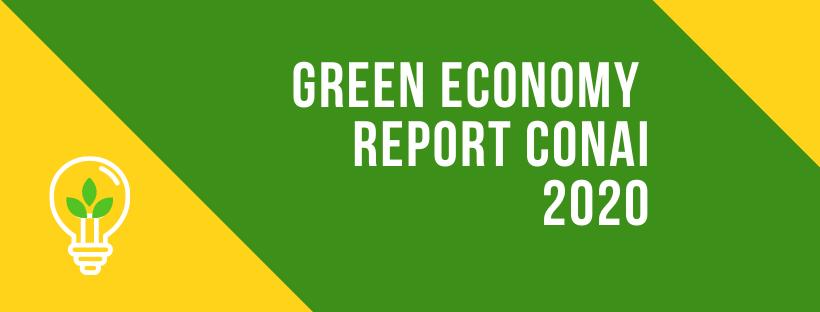 Green economy report conai