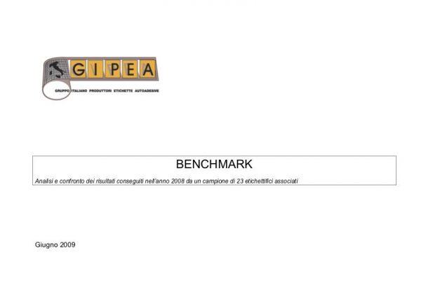 Benchmark Gipea 2008