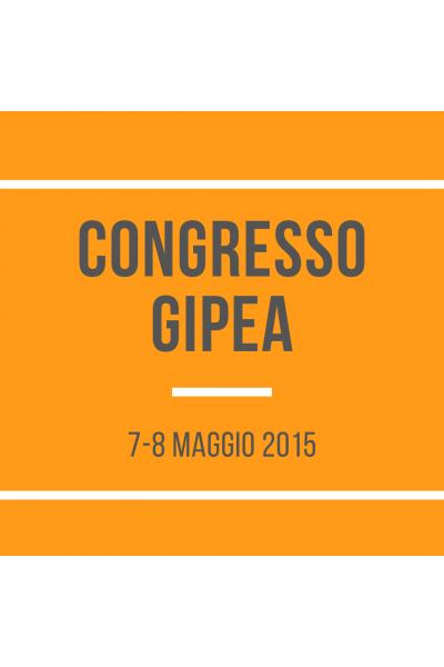 Congresso GIPEA 2015