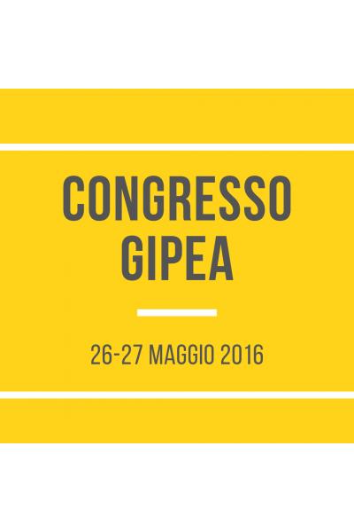 Congresso GIPEA 2016