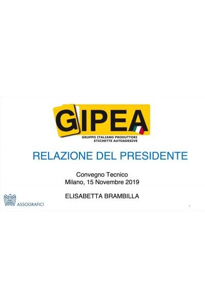 Convegno Tecnico GIPEA 2019