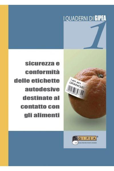 Quaderno GIPEA 1 prima edizione